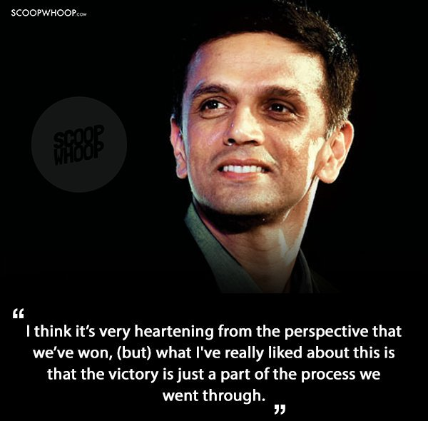 6.Quotes By Rahul Dravid
