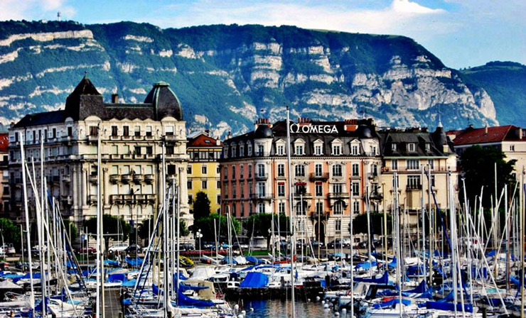 6. Geneva, Switzerland