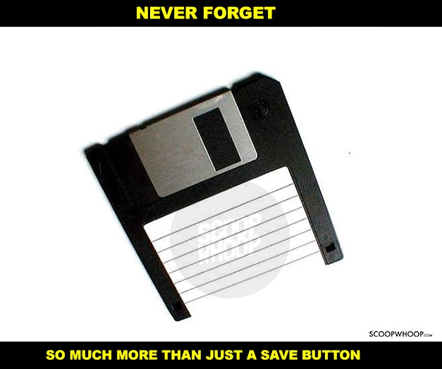 6. When 1.4 mb was SO much space.