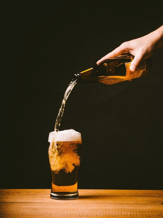 6. Beer helps boost mental health.