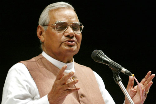 Vajpayee was thrice elected the Prime Minister between 1996 and 1999 and is the only non-Congress prime minister to complete the full term of five years, from 1999 to 2004. As his health deteriorated, he had slowly withdrawn himself from public life and was confined to his residence for years.