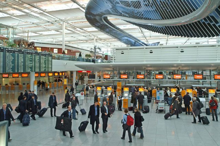 6. Munich Airport, Germany