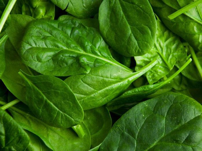 6. Spinach