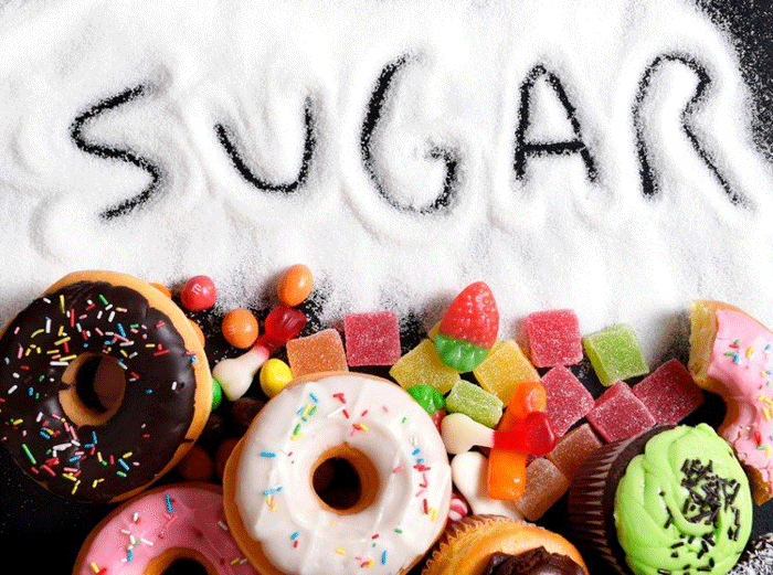 6. Eating sugary products on an empty stomach can affect the production of insulin which could lead to diabetes.