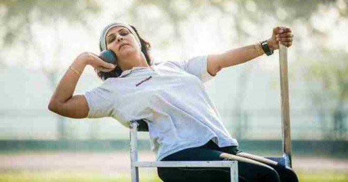 6. Deepa Malik is the first Indian female athlete to win a medal in Paralympic Games.