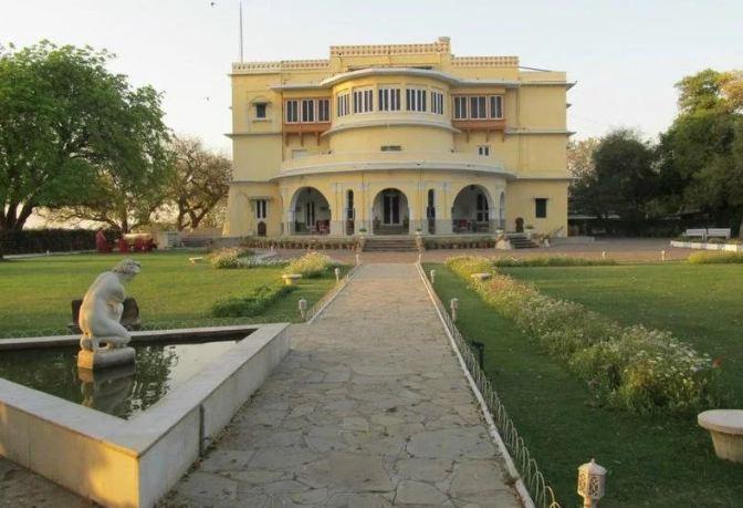 6. Brij Raj Bhawan