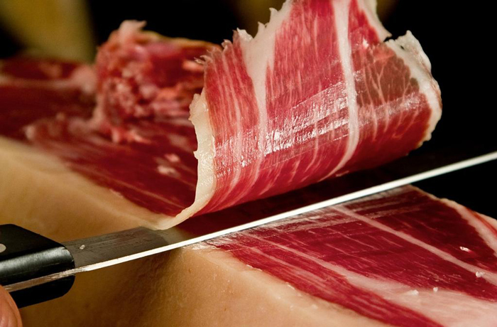 Jamon Iberico This wonderful Spanish ham will cost you $140 per pound, but you'll never regret it. It's world famous, and the taste compares to nothing else on the market.