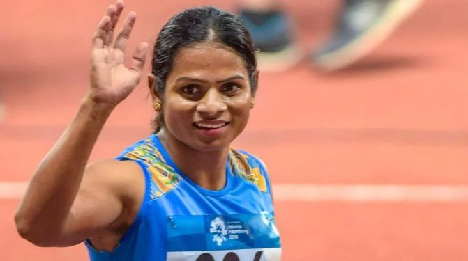 6. India got its first openly gay athlete when gold medallist Dutee Chand came out.