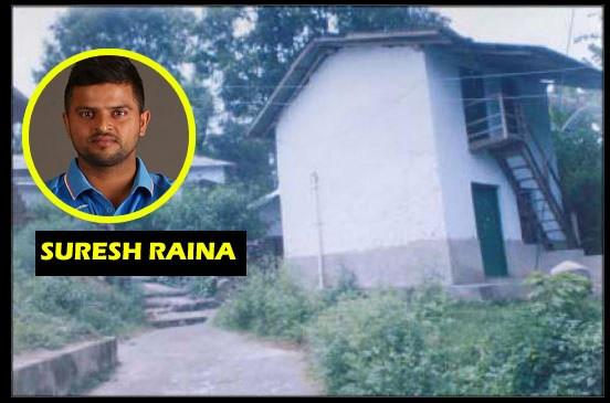 Suresh Raina house