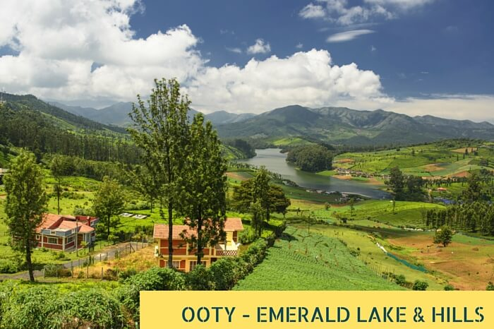 Ooty – One of few toy-train cities in India