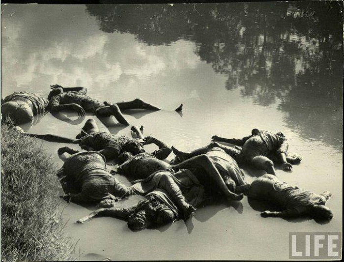 The partition also paved way for riots, which killed hundreds of people belonging to the Hindu and Muslim religions. Scores of dead bodies were thrown in ponds as well as streams in the border regions of India and Pakistan.