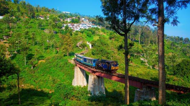 Nilgiri-Ooty Route