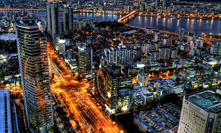 7. Seoul, South Korea