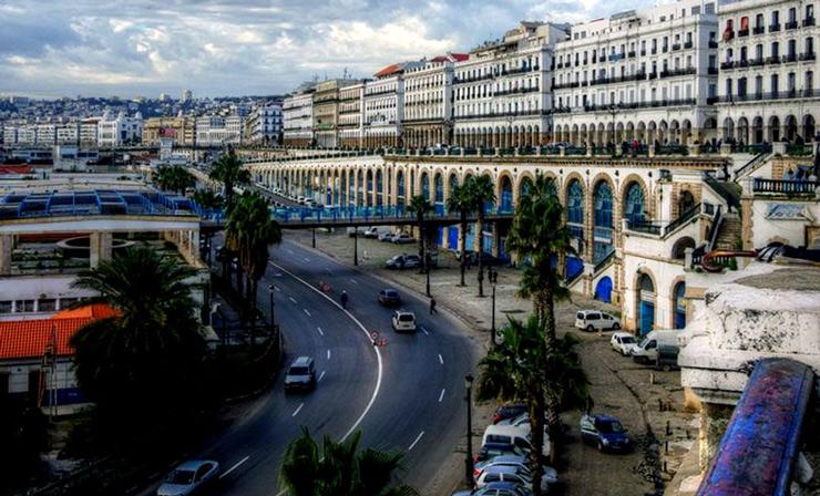 7. Algiers, Algeria