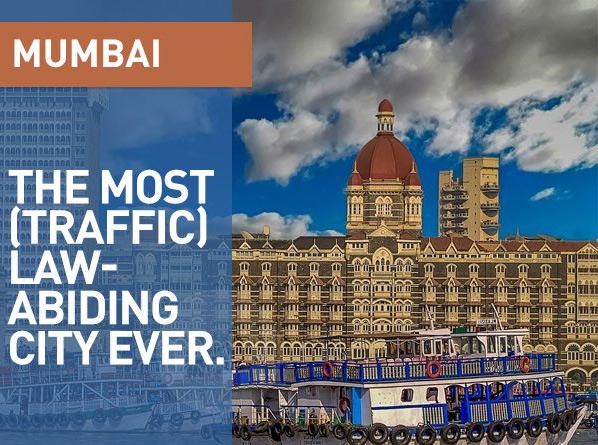 "In aamchi Mumbai ""Hogi Law Ki Jeet""."