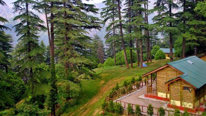 7. Dhanaulti Uttarakhand