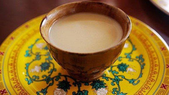 7. Tibetan Butter Tea