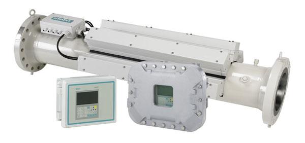 Siemens SITRANS FUT1010 (Liquid and Gas) ultrasonic flow meter
