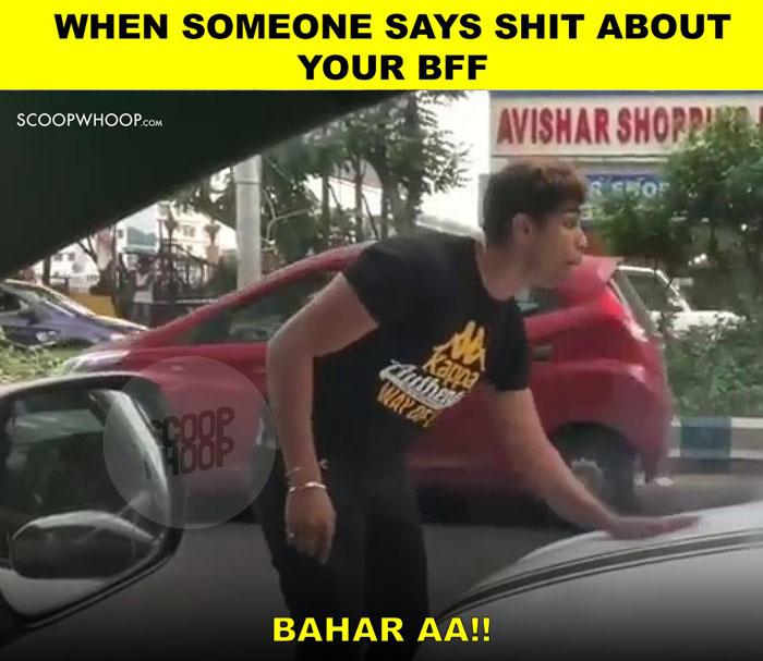 """7. """"Bhai ko kuch mat bolna."""""""