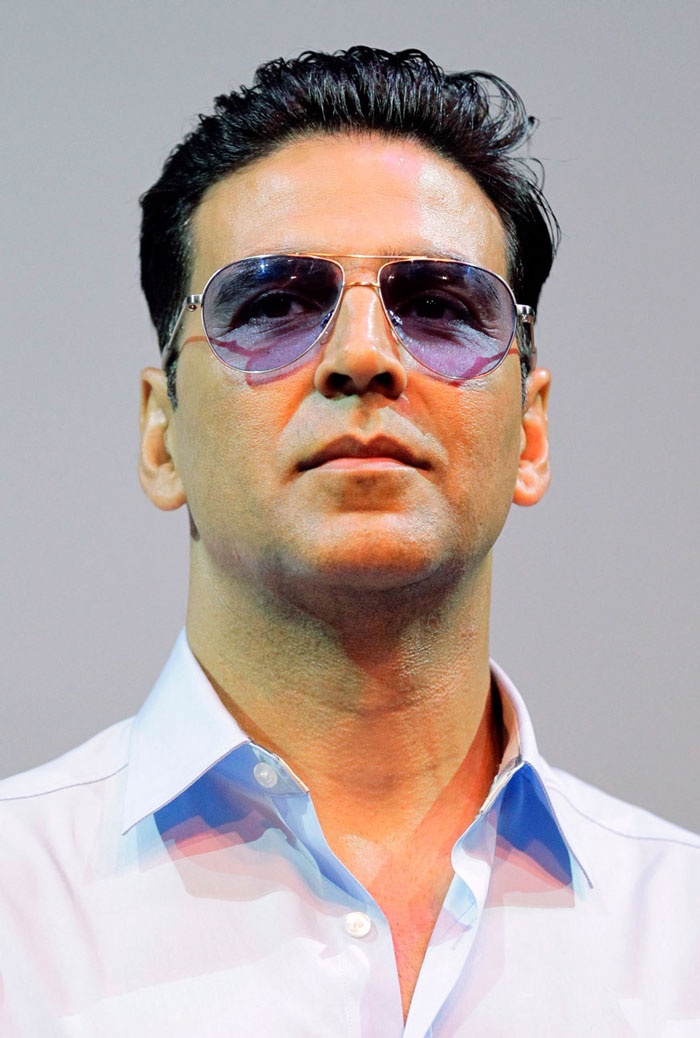 7. Akshay Kumar earned $40.5 million after appearing in socially conscious movies such as