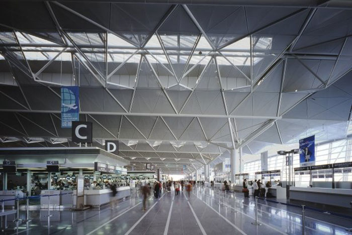 7. Central Japan International Airport, Japan