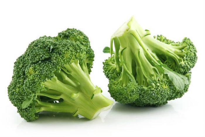 7. Broccoli