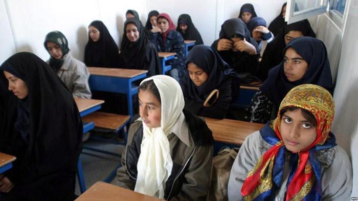 7. In Iran, all schools are single-sex.