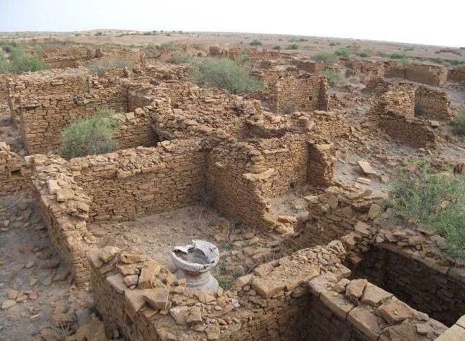 7. Kuldhara Village