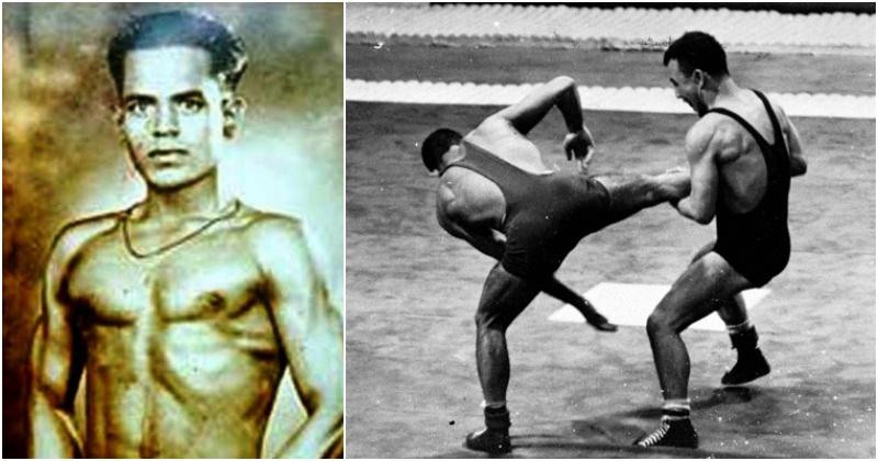 Forgotten Hero's Series: Khashaba Dadasaheb Jadhav Indian Olympic medalist who never got a Padma Award : TodayIndya